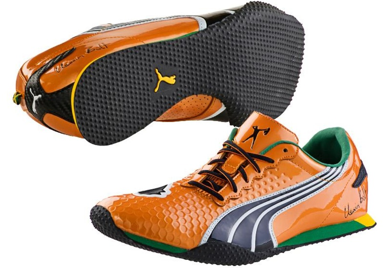 Le modèle Puma de Usain Bolt