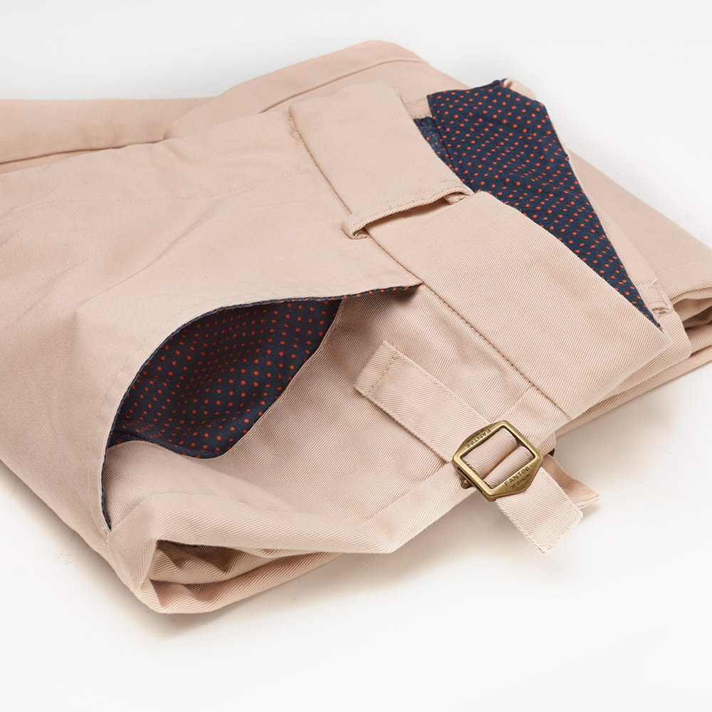 Pantalons fantini of denmark vêtements hydrophobes