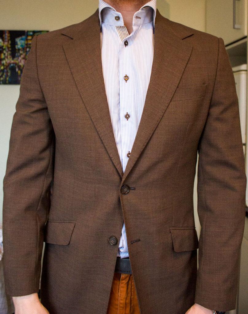 Mon blazer Jameson