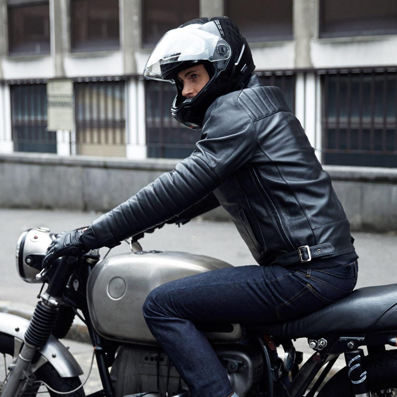 f0484fe303b Bien choisir son blouson de moto - Hype and Style - Un blog mode et ...