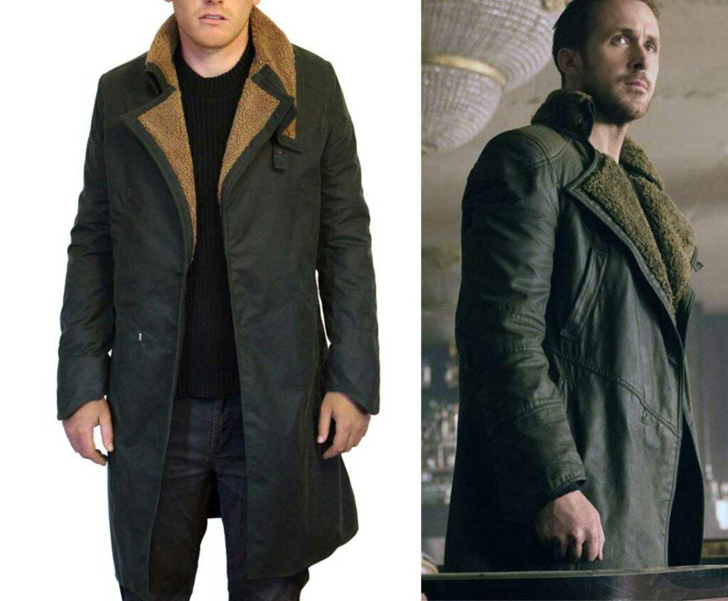 Le manteau de Officier K dans Blade Runner 2049
