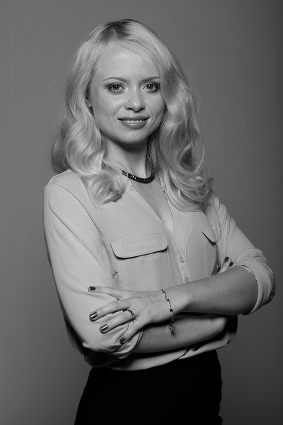 The lovely CEO of Beski Matchmakers, Anastasia Beschi