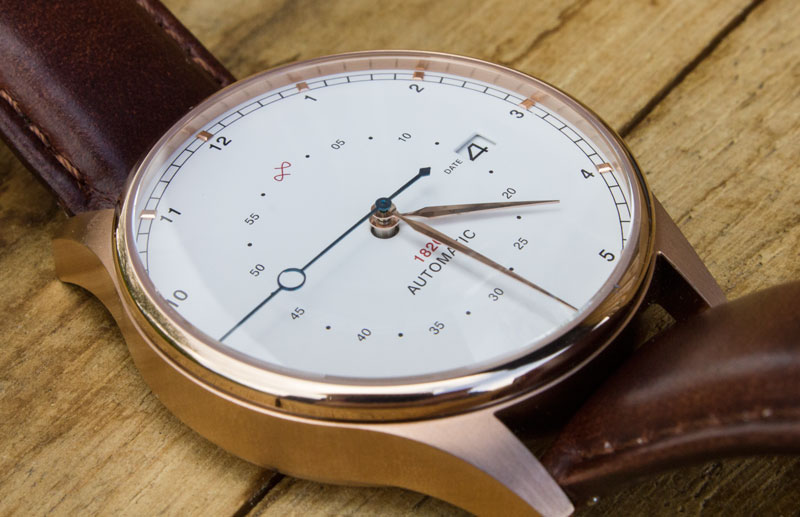 About Vintage Watch Review - A close look at the 1820