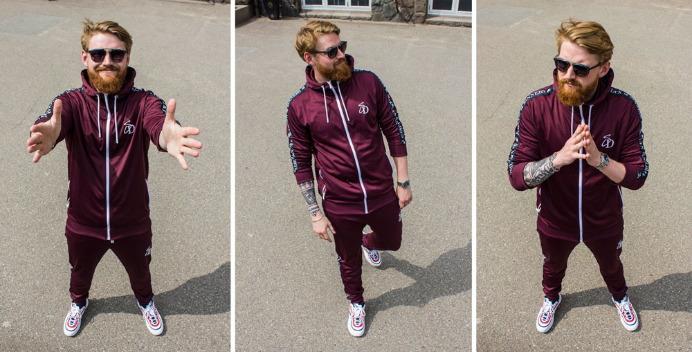 Tracksuit from Supply and Demand