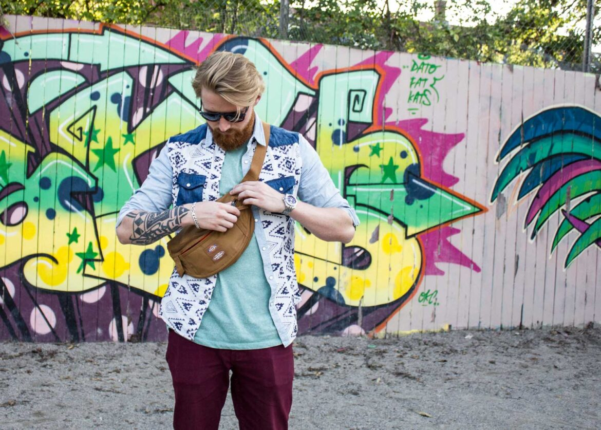 The ultimate guide to the fanny pack for men
