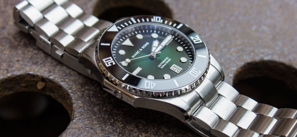 Marc and Sons pro diver