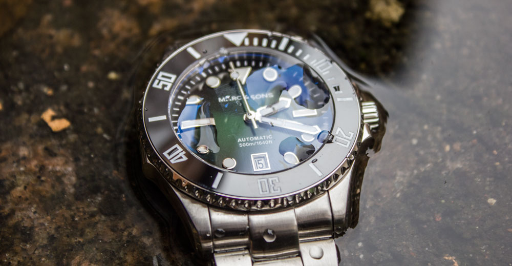 Marc and sons pro diver 3
