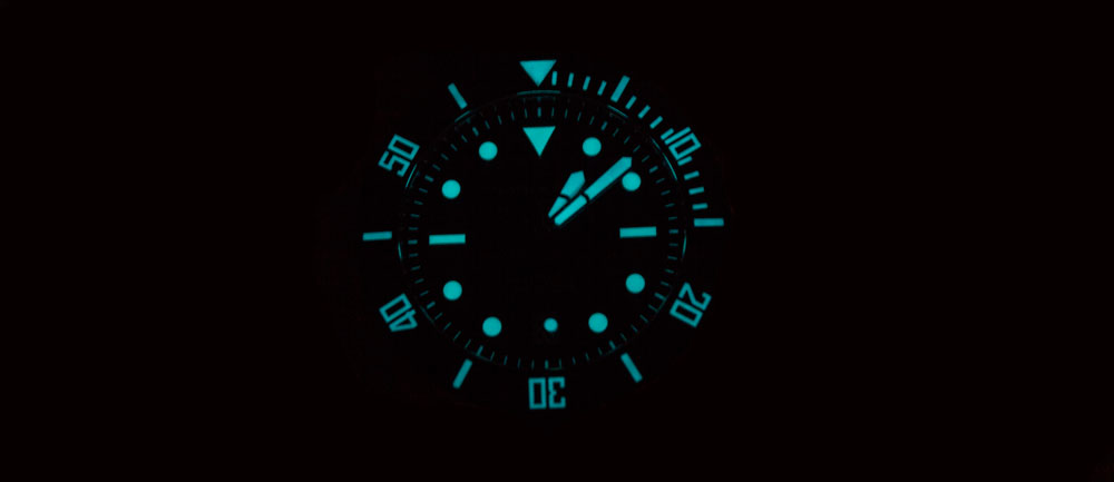 BWG9 lume in the dark