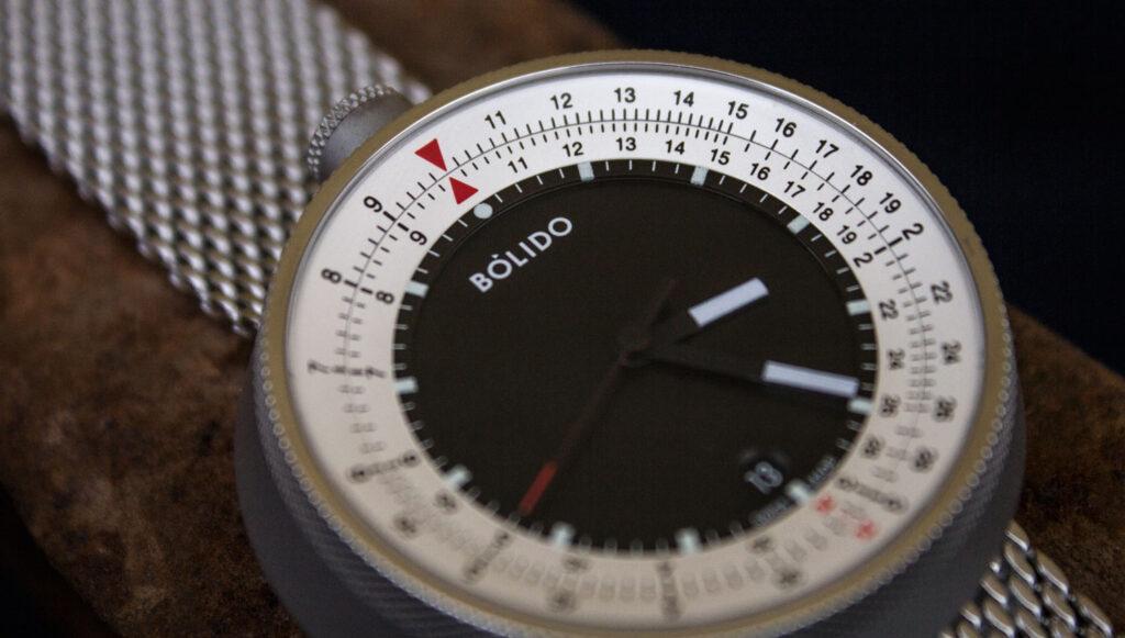 Bolido X watch